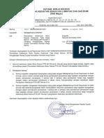 Regulation PTK 007
