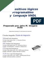 Dispositivos Lógicos Programables y Lenguaje VHDL