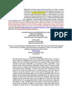Action-Items CCXXIV - [Islamism, Israel]