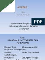 aljabar-1-140312065800-phpapp02
