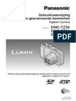 Handleiding Lumix TZ30