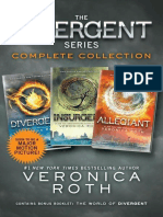The Divergent Series Complete Collection.english - Veronica Roth