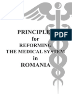 Medical System in Romania