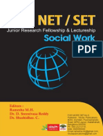 UGC Net - Social Work