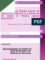 Workshop Modelo de AA Da BE