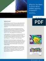 ADB TechCorner AGL Lightning Protection