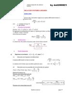 SA3-Analyse Temporelle Des Systemes Lineaires