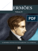 10 Sermões Por Robert Murray MCheyne - Volume-II