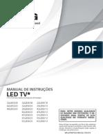 Manual TV LG LB5560