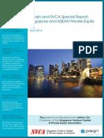 Preqin SVCA Special Report Singapore ASEAN Private Equity April 2014