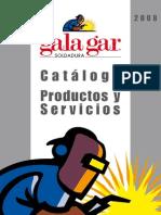 Galagar_Catalogo productos serviciosnew