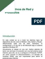 01 Dispositivos de Red y Protocolos