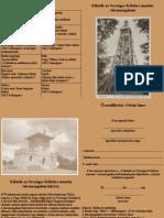 Kilátók Az Országos Kéktúra Mentén igazolófüzet