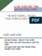 He Nhu Tuong Va Chat Nhu Hoa
