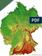 GriddedPopulation Germany