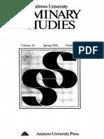 andrews seminary Journal