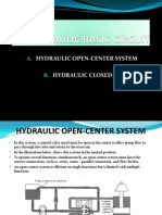 Open Closed Center System
