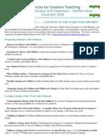 RCT Masses with Children Dec 2009