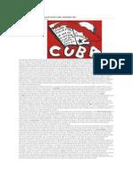 Estado de Derecho Entre Cuba y El Mundo Carlos Fernández