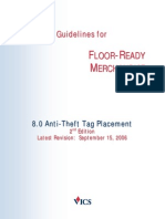 FRM Guidelines 8.0 Anti-Theft Tag Placement