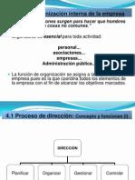 Tema 4 EOE Organizacion Empresa