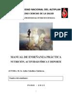 Manual de Enseñanza Nutrición, Actividad Física y Deporte (1)