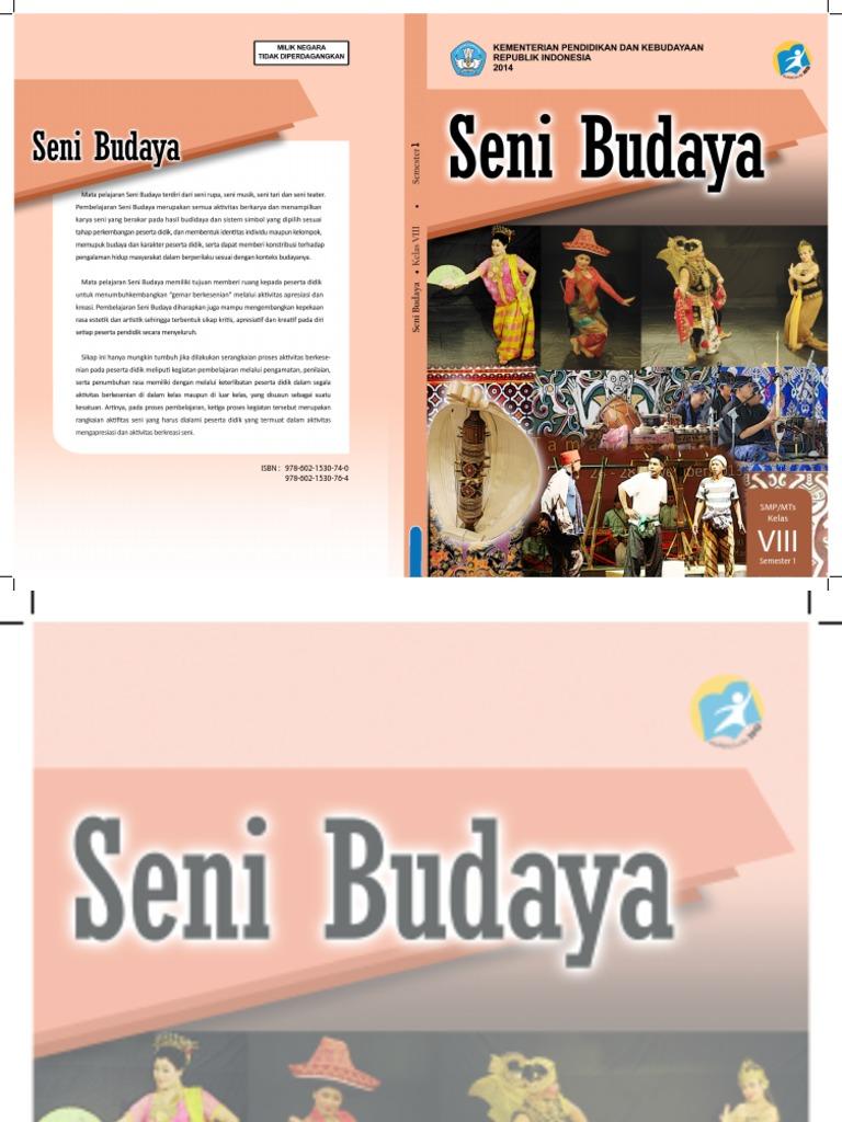 K8 Seni Budaya Smt 1