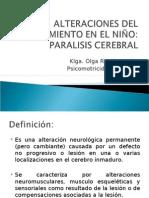 2.ALTERACIONES DEL MOVIMIENTO EN EL NIÑO