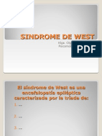 SINDROME DE WEST