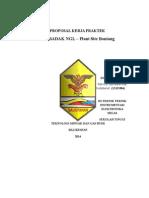 Cover Depan Proposal CIA