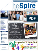The Spire August 4, 2014