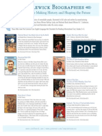 Candlewick Biographies - Common Core