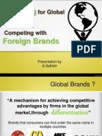 Global Branding Strategies