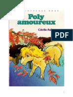Aubry Cécile Poly 22 Poly Amoureux 1992