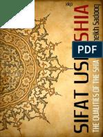 SIFAT USH SHIA Qualities of Shia (Sheikh Sadooq [ar])