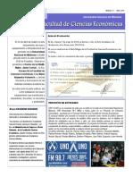 Boletin nº 5 Abril 2014