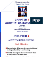 Ch04 Activity Based Costing