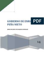 Gobierno de Enrique Peña Nieto