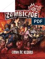 Jogo Zombicide Regras