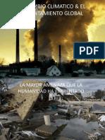 Calentamiento Global, Peru en El Contexto