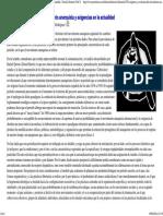 Orígenes y Evolución Del Movimiento Anarquista y Exigencias en La Actualidad - Portal Libertario OACA