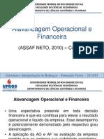 TEMA 07 Alavancagem Operacional e Financeira
