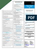 2007 Calendario de Obligaciones Fiscales