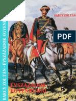 Barcy Zoltán - Évszázadok Egyenruhái [1991]