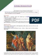 Sofisti, Leggi e Religione, mappe concettuali