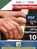 The Oppidan Press Edition 7 2014