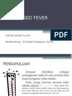 Ppt Prolonged Fever Fix