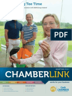 August Chamberlink 2014