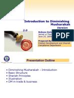 Diminishing Musharakah MBL