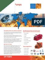 Flyer SPP Pumps -Split Case